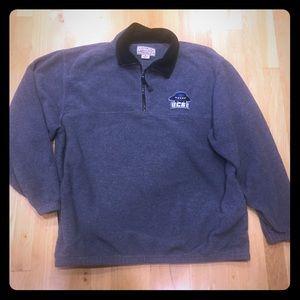 UCSB Gauchos quarter zip fleece XL, comfort style